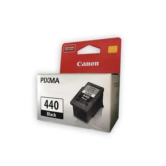 Picture of Cartridge Canon 440 Black Ink
