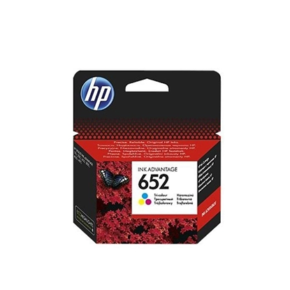 Picture of Ink cartridge tri-color of the HP 652