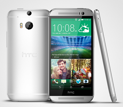 Picture of HTC M8