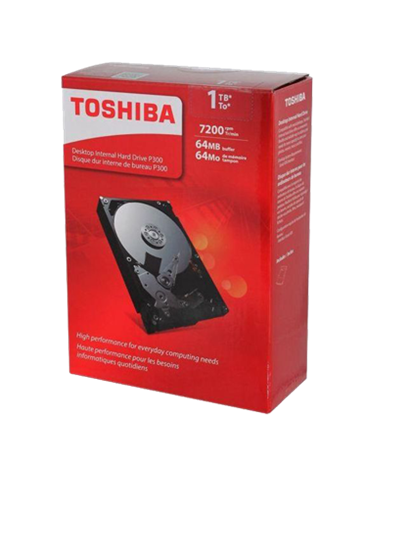 Picture of HDD Toshiba 1TB 2.5 Sata