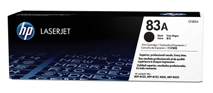 Picture of Ink HP 83A BLK Toner 283A