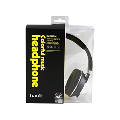 Picture of HAVIC HEADPHONE HV-H2171D