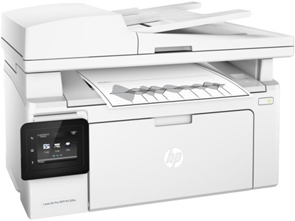 Picture of Laser Printer Multifunction by HP, White , MFP-M130 FW