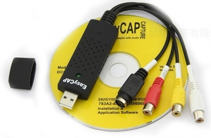 Picture of VIDEO CAPTURE VIDEO DVR EASY CAP