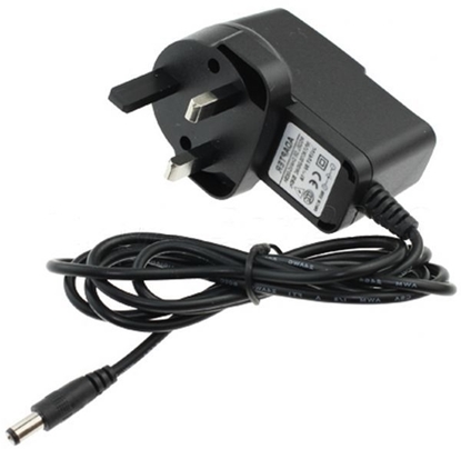 Picture of power adapter for CCTV