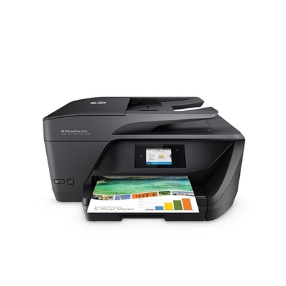 Picture of printer hp office jet pro 6960