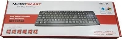 Picture of MICROSMART USB KEYBOARD MC704